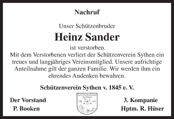 Zur Gedenkseite von Heinz