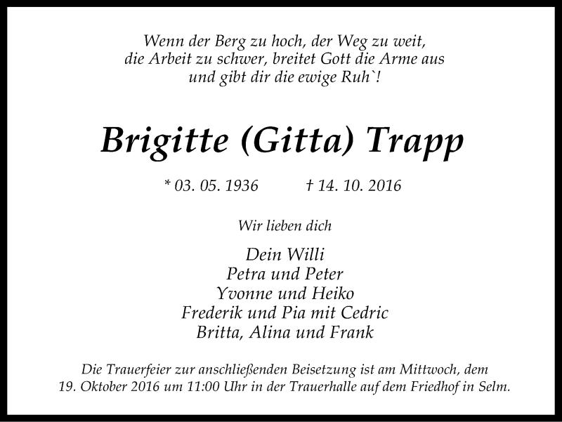 Brigitte Trapp