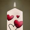 Kerze für :-* für